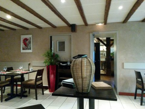 Restaurant Auberge de Grilly
