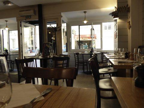 Restaurant Bistrot des Campagnes, Paris