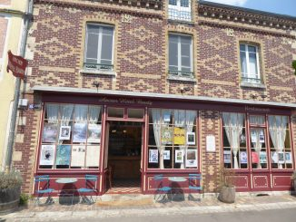 Restaurant Ancien Hôtel Baudy, Giverny
