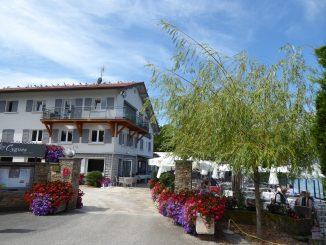 Restaurant Les Cygnes, Margencel