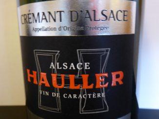 Crémant d'Alsace Brut Hauller