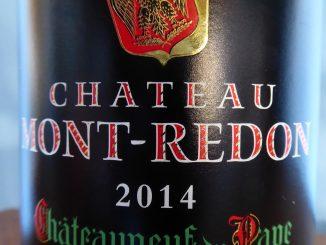 Châteauneuf-du-Pape Blanc 2014, Château Mont-Redon